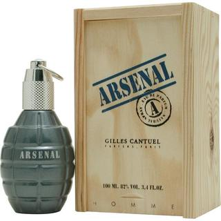 Gilles Cantuel Arsenal Blue Men's 3.4-ounce Eau de Parfum Spray