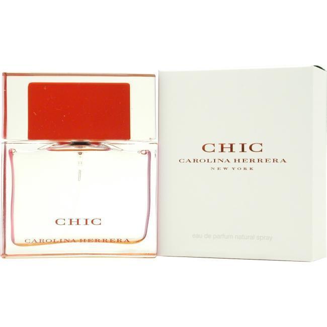 Carolina Herrera Chic Women's 1-ounce Eau de Parfum Spray...