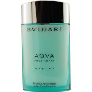 Bvlgari Aqua Marine Men's 3.4-ounce Aftershave Emulsion
