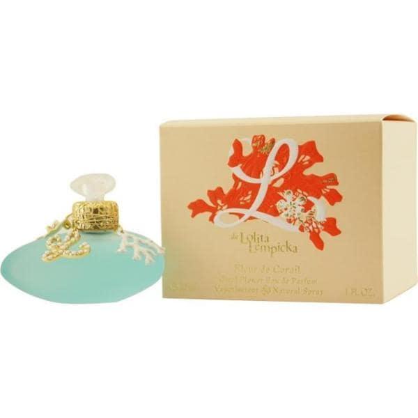 Lolita Lempicka L de Lolita Lempicka Coral Flower 1-ounce Eau de Parfum Spray
