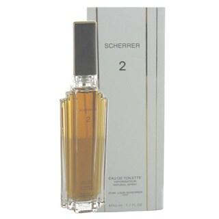 Jean Louis Scherrer Scherrer Ii Women's 1.7-ounce Eau de Toilette Spray