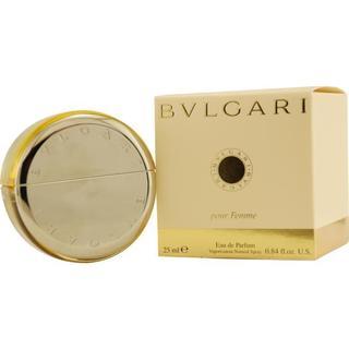 Bvlgari Women's .84-ounce Eau de Parfum Spray