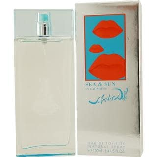 Salvador Dali 'Sea And Sun In Cadaques' Women's 3.3-ounce Eau de Toilette Spray