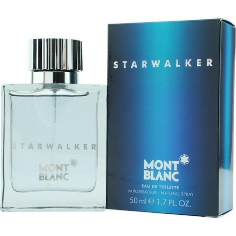 Mont Blanc Starwalker Men's 1.7-ounce Eau de Toilette Spray