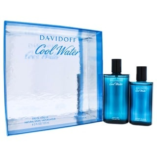 Davidoff Cool Water Men's 2-piece Fragrance Set