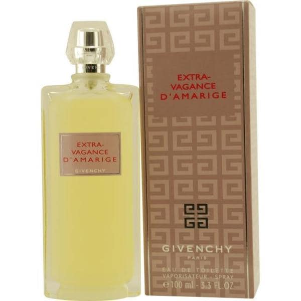 Givenchy Extravagance Damarige 3.3-ounce Eau de Toilette Spray