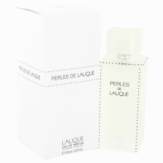 Lalique Perles de Lalique Women's 3.4-ounce Eau de Parfum Spray