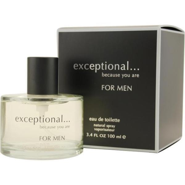 Exceptional Parfums Men's 3.4-ounce Eau de Toilette Spray