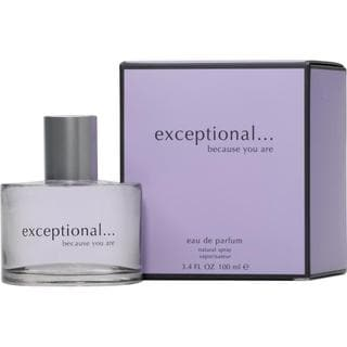 Exceptional Parfums Women's 3.4-ounce Eau de Parfum Spray