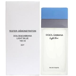 Dolce & Gabbana Light Blue Women's 3.4-ounce Eau de Toilette Spray (Tester)