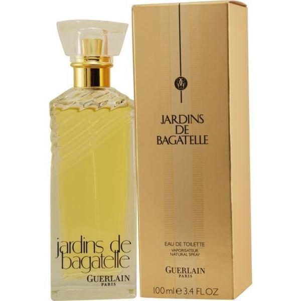 Shop guerlain jardins de bagatelle women 39 s 3 4 ounce eau de toilette spray free shipping today - Guerlain jardin de bagatelle ...