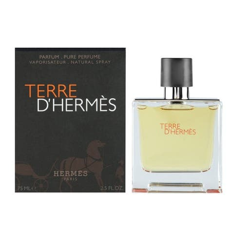 Hermes Terre D'hermes Men's 2.5-ounce Parfum Spray