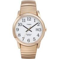 Timex T2H3019J Men's Core Easy Reader Round Goldtone Watch