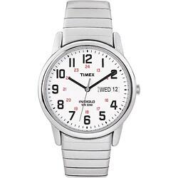 Timex T2N0919J Men's Easy Reader Stainless Steel Expansion Band Watch https://ak1.ostkcdn.com/images/products/5142908/Timex-Mens-T2N091-Easy-Reader-Stainless-Steel-Expansion-Band-Watch-P12987487.jpg?_ostk_perf_=percv&impolicy=medium