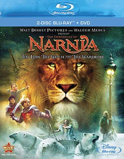 The Chronicles of Narnia: The Lion, The Witch and the Wardrobe (Blu-ray/DVD)