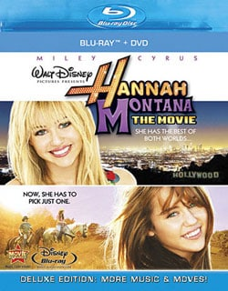 Hannah Montana: The Movie (Blu-ray/DVD)