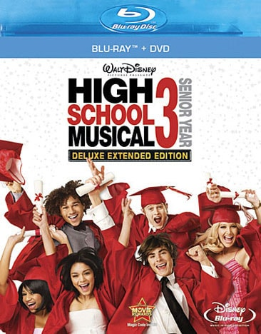 High School Musical 3: Senior Year (Blu-ray/DVD)