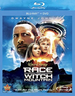 Race To Witch Mountain (Blu-ray/DVD)