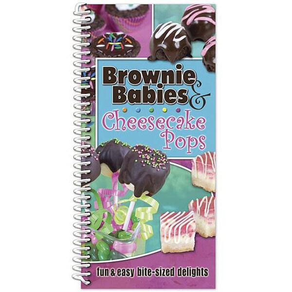 'Brownie Babies & Cheesecake Pops' Recipe Book