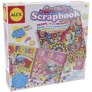 Alex Toys Groovy Scrapbook Kit