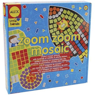 Alex Toys Zoom Zoom Mosaic Kit