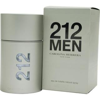Carolina Herrera 212 Men's 1-ounce Eau de Toilette Spray