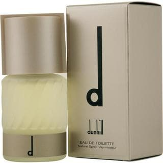Alfred Dunhill 'D By Dunhill' Men's 1-ounce Eau De Toilette Spray