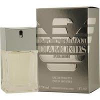 Giorgio Armani Emporio Armani Diamonds Men's 1-ounce Eau de Toilette Spray