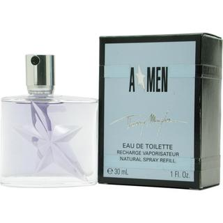 Thierry Mugler Angel Men's 1-ounce Eau de Toilette Spray Refill