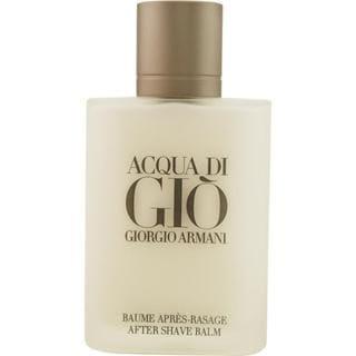 Link to Giorgio Armani Acqua Di Gio Men's 3.4-ounce Aftershave Balm Similar Items in Perfumes & Fragrances