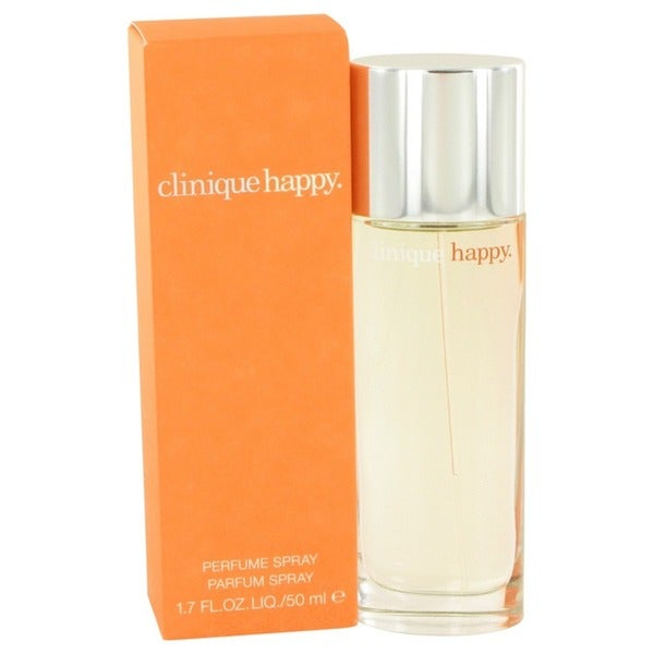 d42ef455856 Shop Clinique Happy Women's 1.7-ounce Eau de Parfum Spray - Free Shipping  On Orders Over $45 - Overstock - 5145199