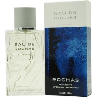 Rochas Eau de Rochas Men's 3.4-ounce Eau de Toilette Spray