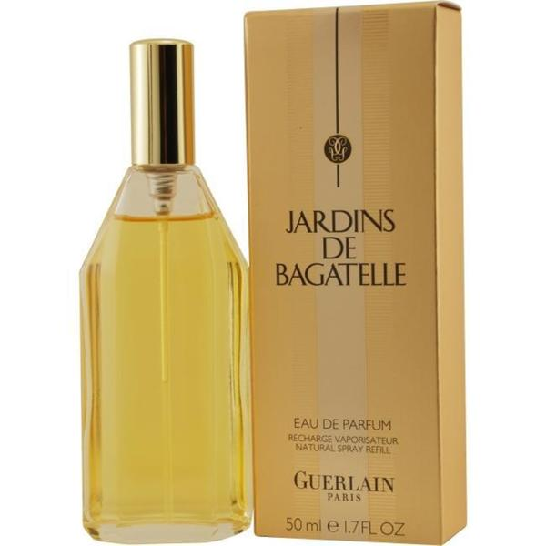 Shop guerlain jardins de bagatelle women 39 s 1 7 ounce eau de parfum spray free shipping on - Guerlain jardin de bagatelle ...