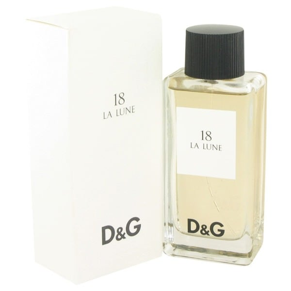 dc68300a0134 Shop Dolce & Gabbana 18 La Lune Women's 3.3-ounce Eau de Toilette Spray -  Free Shipping Today - Overstock - 5145272