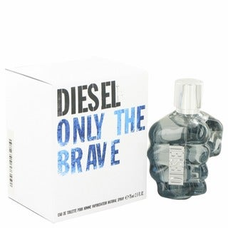 Diesel Only The Brave Men's 2.5-ounce Eau de Toilette Spray