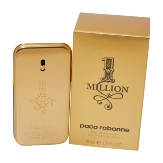 Paco Rabanne 1 Million Men's 1.7-ounce Eau de Toilette Spray