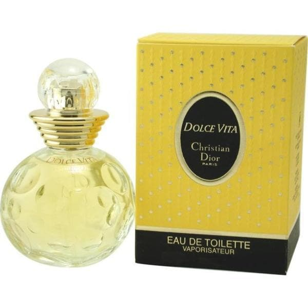 shop christian dior dolce vita women 39 s 1 ounce eau de toilette spray free shipping today. Black Bedroom Furniture Sets. Home Design Ideas