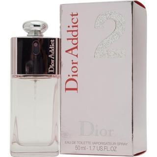 Christian Dior Addict 2 Women's 1.7-ounce Eau de Toilette Spray
