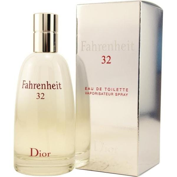 Shop Christian Dior Fahrenheit 32 Men's 3.4-ounce Eau de Toilette Spray - Free Shipping Today ...