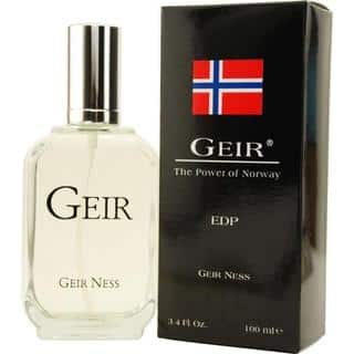 Geir Ness Geir Men's 3.4-ounce Eau de Parfum Spray|https://ak1.ostkcdn.com/images/products/5145367/P12989695.jpg?impolicy=medium