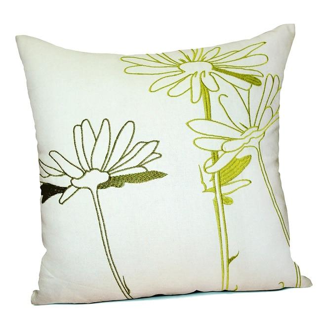 Jovi Home Chamomile Decorative Pillow