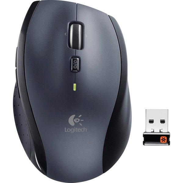 Logitech M705 Marathon Wireless Laser Mouse