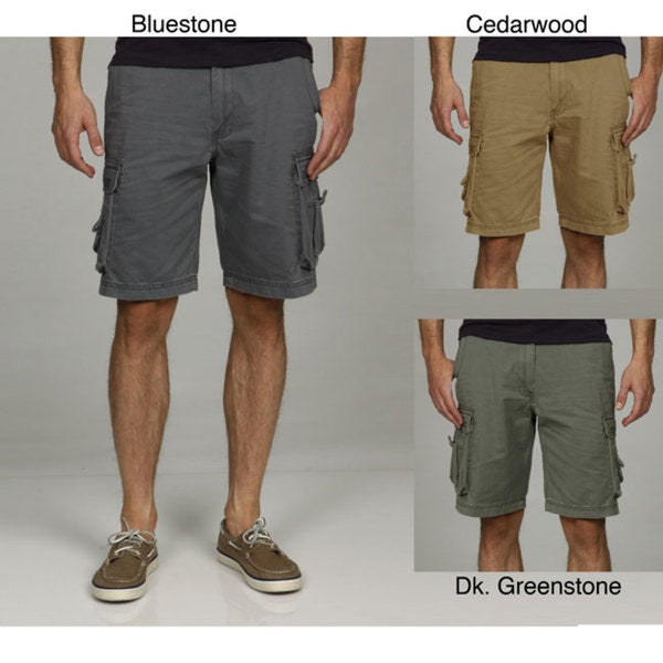 5eb7a8010636 Shop Izod Men s Cargo Shorts - Free Shipping On Orders Over  45 ...