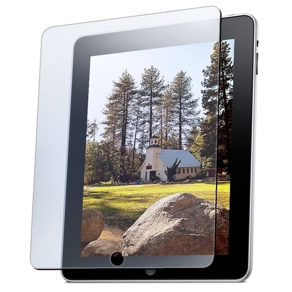 INSTEN Anti-glare Soft Silicone Screen Protector for Apple iPad