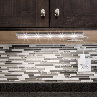 18-inch White LED Under-Cabinet Light