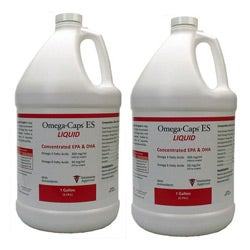 Omega-Caps ES 1-gallon Liquid (Pack of 2)