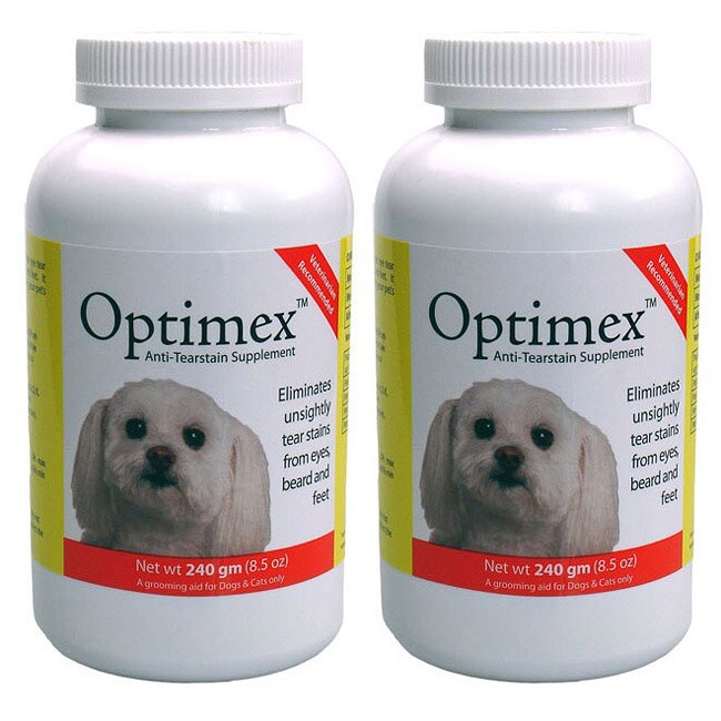 Optimex Anti-tear 8.5-oz Stain (Pack of 2)