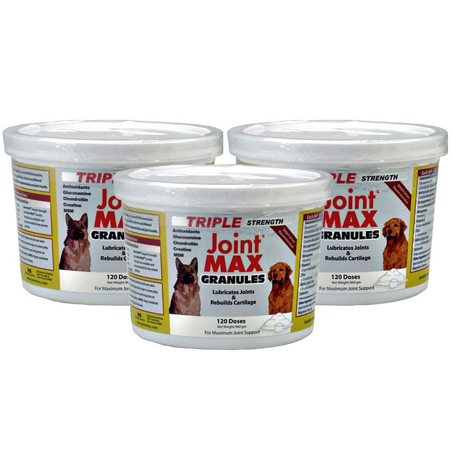 Joint Max Triple Strength 960-gm Granules for Dogs (Pack