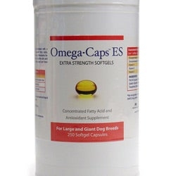 Omega-Caps Extra Strength for Large and Giant Dogs 250-count Capsules
