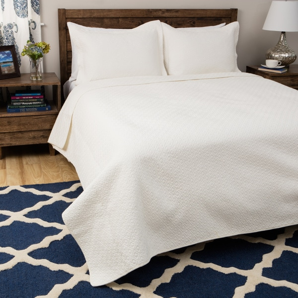 Greenland Home Fashions Vashon 3-Piece Quilt Set